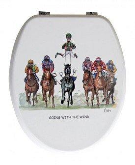 Preisvergleich Produktbild Racing Neuheit WC-Sitz