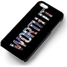 Worth It Fifth Harmony for Funda iphone 6 and Funda iphone 6s Case (Black Hardplastic Case) B5K8LL