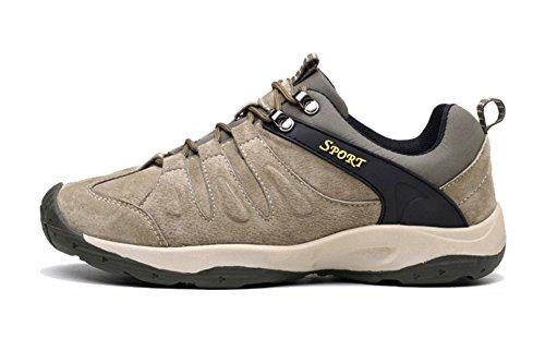 Rembourrage De Chaussures De Randonnée Vêtements De Plein Air Pour Hommes Multicolore Multi-taille Beige