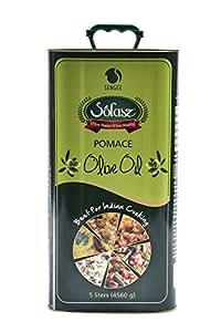 Solasz 100% Spanish Pomace Olive Oil 5litres
