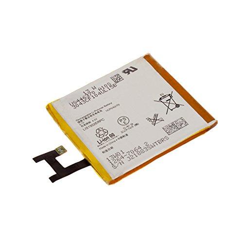 MTEC Akku 2330mAh 8,62Wh 3,7V für Sony Xperia Z (L36h) Xperia Z (L36i) ersetzt Originalakku Bezeichnung: LIS1502ERPC US446370 (Sony Xperia Z L36h Zubehör)
