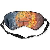 Art Fire Lightning Basketball Sleep Eyes Masks - Comfortable Sleeping Mask Eye Cover For Travelling Night Noon... preisvergleich bei billige-tabletten.eu