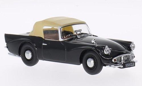 daimler-sp250-nero-rhd-polizia-modello-di-automobile-modello-prefabbricato-oxford-143-modello-esclus