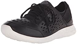 Clarks Women s Seremene Walking Shoe Black Leather 9 B(M) US