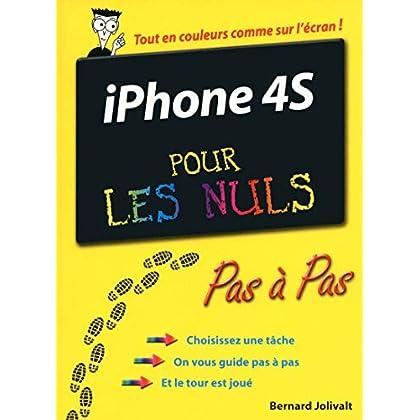 iPhone 4S Pas à pas Pour les Nuls