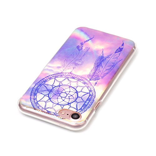 """MOONCASE [Anti-dérapante] TPU Silicone Housse Coque Etui Gel Case Cover Pour iPhone 7 4.7"""" YH09 YH - 02"""