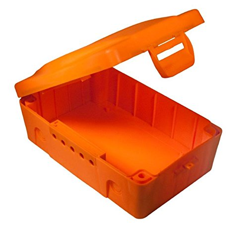MasterPlug IP54 wetterfest Elektrische Box – Orange