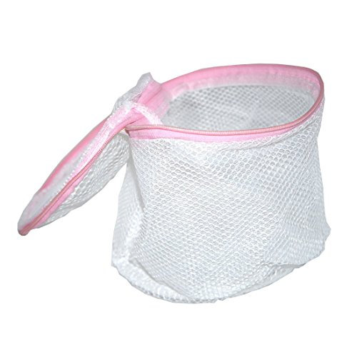Muren Polyester Cylindrical Wash Bag/basket/collector/laundry bag for cloths/laundryrbasket for Delicate clothes/lingeries/bras/panties/baniyan/vest/clothing for washing and organising
