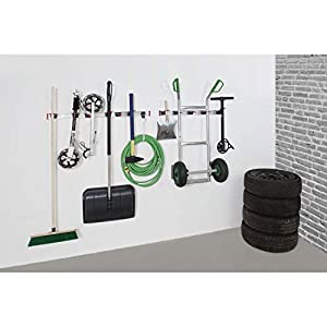 Velleman 105050250 – Soporte de pared para herramientas (0,75 m, 5 unidades)
