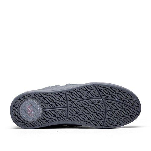Supra Estaban, Sneakers Hautes mixte adulte Gris (CHARCOAL - CHARCOAL CHR)