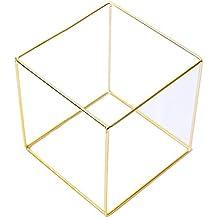 Cubo Di Metallo.Amazon It Cubo In Metallo