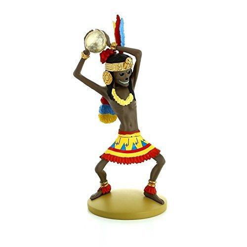 Figura de colección Tintín Rascar Capac Las 7 bolas de cristal 42198 (2016)