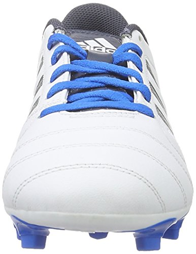 adidas Gloro 16.2 Fg, Entraînement de football homme Blanc (Ftwr White/Night Metallic/Utility Blue)