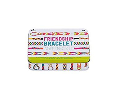 NPW Friendship Bracelet Making Craft Kit Set