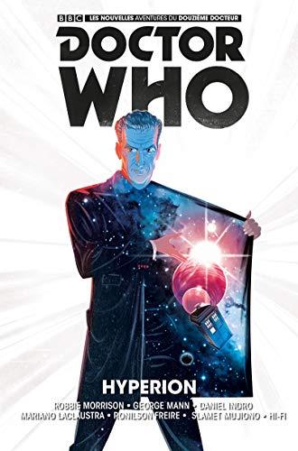 Doctor Who - Le 12e Docteur T3 par Robbie Morrison, George Mann