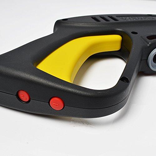 Lavor S'09Pistolet de rechange original avec attache rapide 450mm pour nettoyer à haute pression 6.001.0073