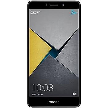 Honor 6X Smartphone, 4 GB di RAM, 64 GB ROM, Dual SIM, Grigio