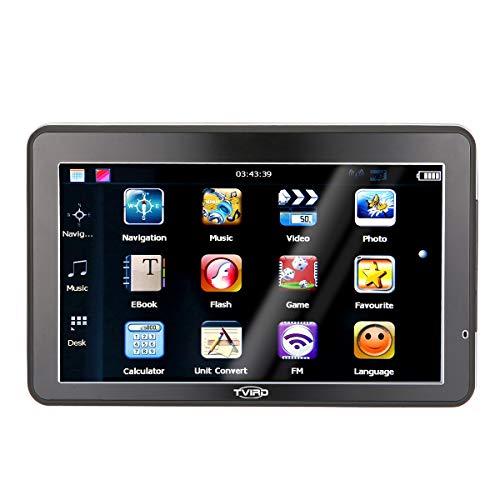 Tvird GPS Auto du Europe 9 Pouces Navi Appareil de...