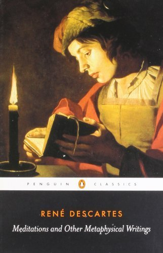Meditations and Other Metaphysical Writings (Penguin Classics) by Descartes, Rene (1999) Paperback