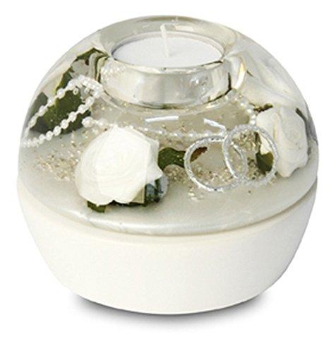 GILDE Dream Dome Cla.Wedding Light 2 Stück Selection by Dreamlight H = 8 cm D = 11 cm