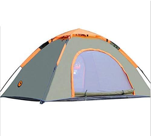Leoconfiance Tenda Tenda Tenda da Campeggio Tenda Automatica da Campeggio a 2 Persone con Tenda da Esterno Impermeabile Tenda a Cupola Impermeabile (Coloree   verde) B07K49NZND Parent | Il Nuovo Prodotto  | I Clienti Prima  afb643