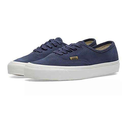 Vans, sneaker uomo blu marina militare, blu (marina militare), 45 eu
