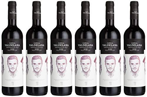 Valdelana Seleccion Tempranillo Rotwein 2018 trocken (6 x 0.75 l)
