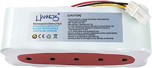 Hannets® Ersatzakku kompatibel mit Samsung Navibot SR8750, SR8845, SR8855, SR8848, SR8895, SR8990, VCR8845, VCR8855, VCR8895