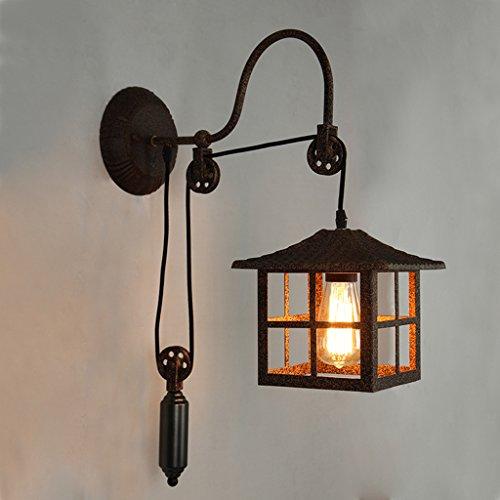 American Lights Loft Retro Restaurant Bar Aisle Cafe Kaffee Haus Antike Eisen Wallpapers