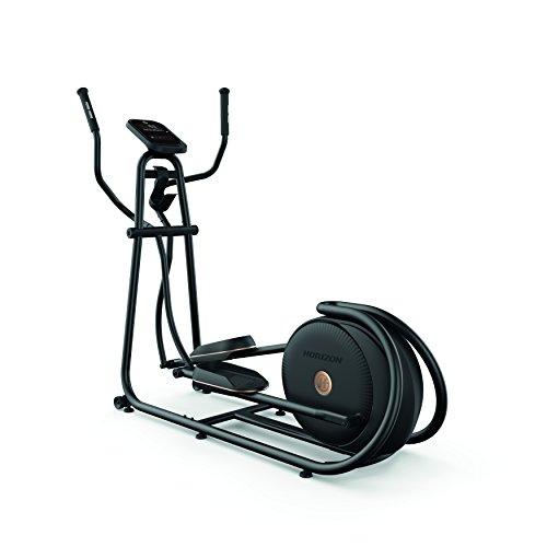 Horizon Fitness Unisex- Erwachsene Citta Et5.0 Crosstrainer, schwarz