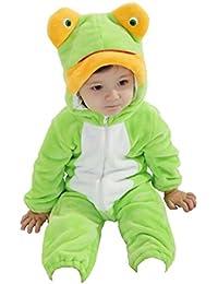 IFLIFE Bebé Kigurumi Pijamas Pelele Animal Mono para Niño Niña Infantil, ...