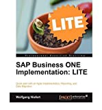 [(SAP Business ONE Implementation: LITE Edition * * )] [Author: Wolfgang Niefert] [Apr-2011]
