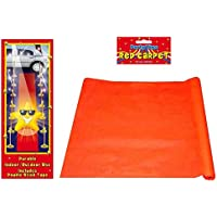 Henbrandt Red Carpet - Durable Fabric Roll (4.5m)
