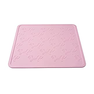 A K Brands Mustafa Mats, Medium, Pink 3