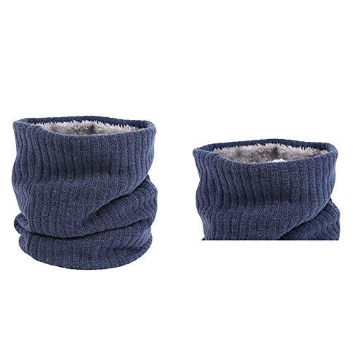Unsex Schals, Quaan Weich Männer Frau Schal Winter Warm Baumwolle Schals Halsband Bandanas