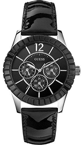 Guess W95134L2 Ladies FACET Black Watch