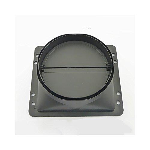 Od 15cm colgante campana accesorios gama capucha Válvula de retención máquina de...