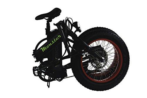 MARNAULA TUCANO Monster 20 Limited Edition - Bicicleta