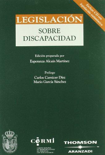 Legislación sobre Discapacidad (Código Profesional)