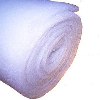 3 Metre of 10-12 mm 71cm wide Thick Pond Filter Wool Koi Carp Pump Aquarium Pond Filter Media Medium Wool Floss 14