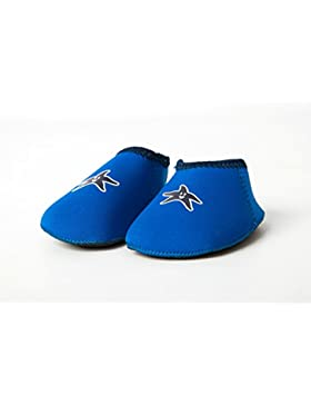 Shore Feet Baby Strandschuhe Blau 0-2 Jahre