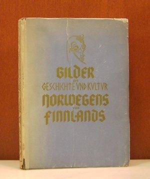Bilder aus der Geschichte und Kultur Norwegens und Finnlands.
