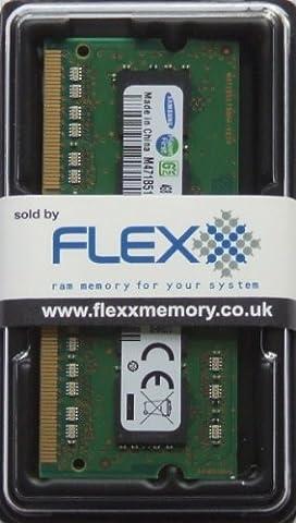 Samsung ram memory 4GB (1 x 4GB) DDR3 PC3-12800,1600MHz, 204 PIN SODIMM for laptops