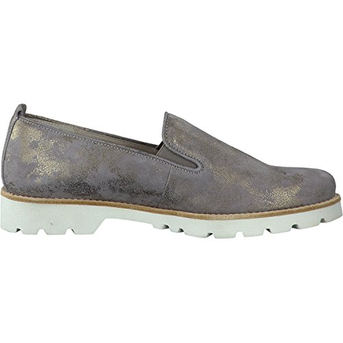 Gabor42.540 - Chaussures Fermées Femme Gris (taupe (s.weiss))
