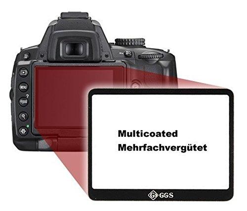 GGS LCD Screen Protector for Nikon D40D/5D mark II