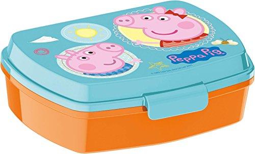 Boite à gouter Peppa Pig - Goûter Enfant École Rentrée - 149