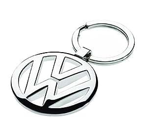 Chrome 3D Car Logo Keyring/Keychain for Volkswagen VW