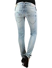 Herrlicher - Jeans - Homme bleu Indigo Used