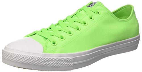 Converse Herren Ct Ii Ox Sneakers Grün (Verde) zMsny4