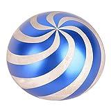 Ecisi Druckentlastung Kinetic Desk Toys, Premium-Spielzeug für Erwachsene Stressabbau, Ganzkörper-Täuschung Fidget Spinner Ball, kinetische optische Täuschung Bälle für Kinder